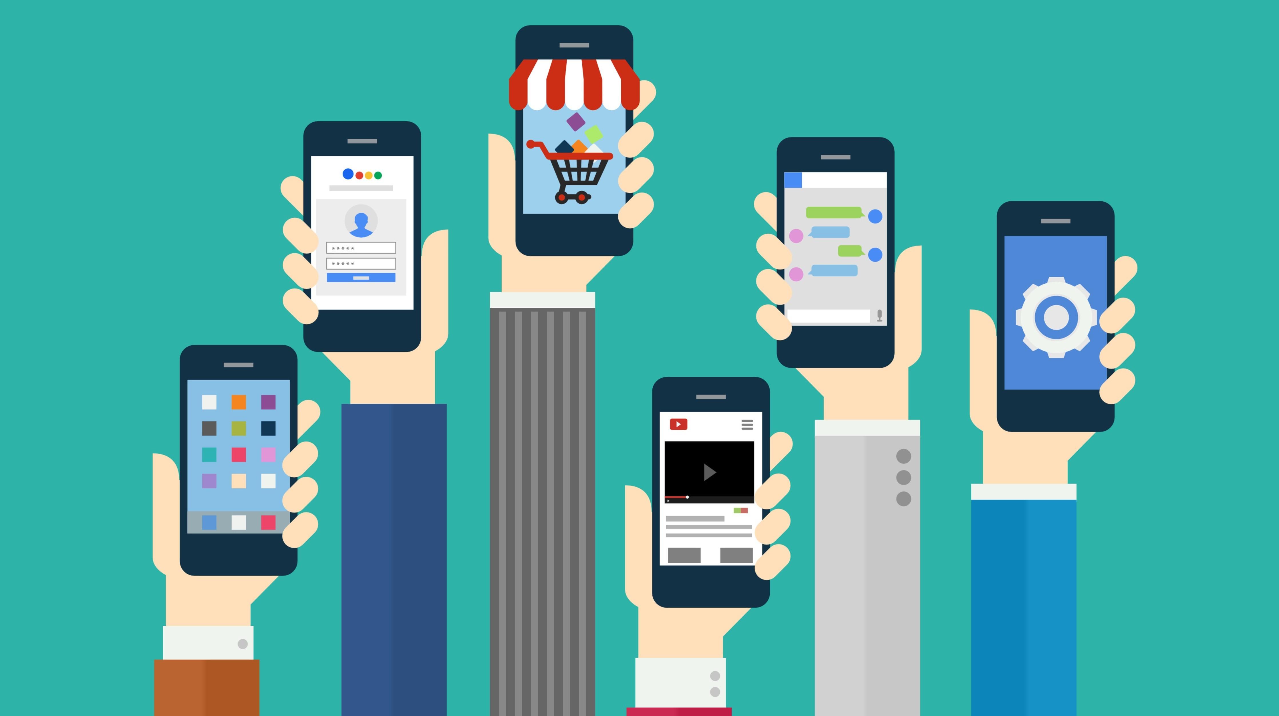 marketing móbil